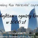 PKP: Azerbejdżan – ognisty kraj w 1000 zł