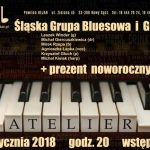 Koncert w Jazz Club Atelier: Śląska Grupa Bluesowa + prezent