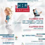 Wir Festiwal Ogólnopolski Turniej Tańca
