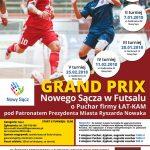 Grand Prix Nowego Sącza w Futsalu