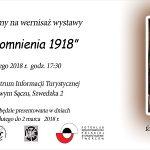 Wspomnienia 1918