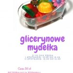 [Łącko]: Glicerynowe mydełka  – warsztaty