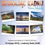 [Muszyna]: Szukając kadru – Nowa Zelandia