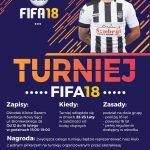 Turniej FIFA 18 w Ośrodku Kibice Razem