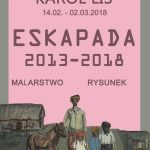 ESKAPADA 2013 – 2018