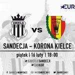 MKS Sandecja Nowy Sącz vs Korona Kielce