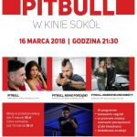Noc Filmowa w Sokole: 3 x Pitbull