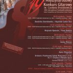 [Krynica – Zdrój]: Międzynarodowy Festiwal Muzyki Gitarowej i Międzynarodowy Konkurs Gitarowy im. Czesława Droździewicza.