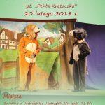 [Jastrzębik/Szczawnik/ Złockie]: Pchła Krętaczka – spektakl dla dzieci
