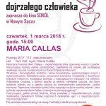 Filmoteka Dojrzałego Człowieka: Maria Callas