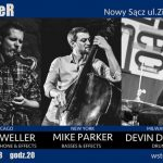 Chris Weller / Mike Parker / Devin Drobka