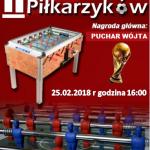 [Łącko]: II Turniej Piłkarzyków
