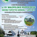 [Przehyba]: Małopolskie Rozpoczęcie Sezonu Turystycznego