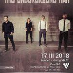 Koncert w Winus Club: The Underground Man