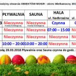 Wielkanoc MOSiR Nowy Sącz