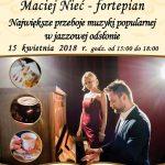 [Muszyna]: Popołudnie przy kawie: Monika Dubel & Maciej Nieć