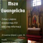 Msza ewangelicka w rycie staroluterańskim