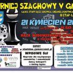 [Łącko]: Turniej Szachowy V Gmin