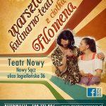 Warsztaty Teatralno – Kulinarne z Ciotką Filomeną