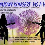 Vis a' vis – koncert majówkowy w TPSP