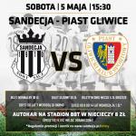 MKS Sandecja vs Piast Gliwice