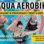 Aqua aerobik – MOSiR Nowy Sącz zaprasza