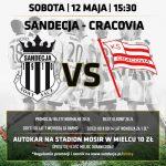 MKS Sandecja vs Cracovia Kraków
