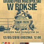 [Gródek nad Dunajcem]: Międzynarodowego Grand Prix Małopolski 2018 w Boksie
