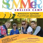 [Krynica – Zdrój]: Summer English Camp