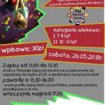 Ogólnopolskie Charytatywne Zawody Wspinaczkowe dla Dzieci