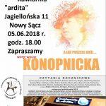 Czytanie Rocznicowe: Maria Konopnicka