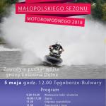 [Tęgoborze]: Otwarcie Małopolskiego Sezonu Motorowodnego