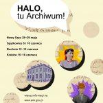 HALO, tu Archiwum!