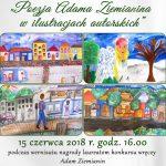[Muszyna]: Poezja Adama Ziemianina w ilustracjach autorskich.