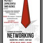 [Stary Sącz]: Networking – RODO