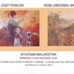 [Krynica – Zdrój]: Józef Franczak, Iwona Jankowska Mihułowicz