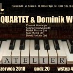 Koncert w Jazz Club: NSI Quartet & Dominik Wania