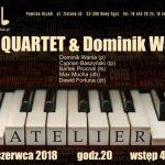 Koncert w Jazz Club: NSI Quartet & Dominik Wania
