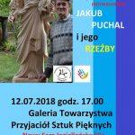 Jakub Puchała i jego rzeźby