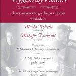 [Krynica – Zdrój]: Charyzmatyczny duet z Serbii