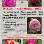 Wielki Kiermasz Róż