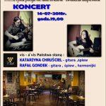 Koncert w Winusie: Vis a' vis