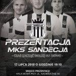 Prezentacja drużyny Sandecji przed sezonem