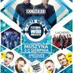 [Muszyna]: XVI Festiwal Wód Mineralnych