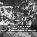 Koncert w Winusie: Akustyczni Band