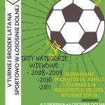 [Łososina Dolna]: Turniej Piłki Nożnej