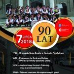 [Łososina Dolna]: 90 lat Parafialno – Gminnej Orkiestry Dętej