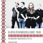 Koncert BalkanArtz na 7 Urodziny Sądeckiego Sztetlu