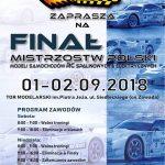 Mistrzostwa Polski Modeli Samochodów RC Spalinowych i Elektrycznych
