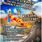 Wielkie otwarcie największego placu zabaw w Mieście!